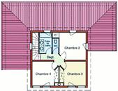 plan maison patagonia